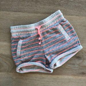 5/$30 Girls Athletic Shorts size 6-6x